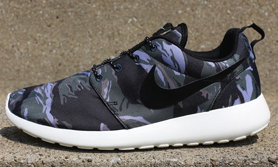 Nike Roshe Run GPX Camo Pack Now Available