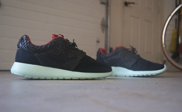 "4ccf58c54c66e Nike Roshe Run ""Yeezy 2"" Custom by AMAC Customs"