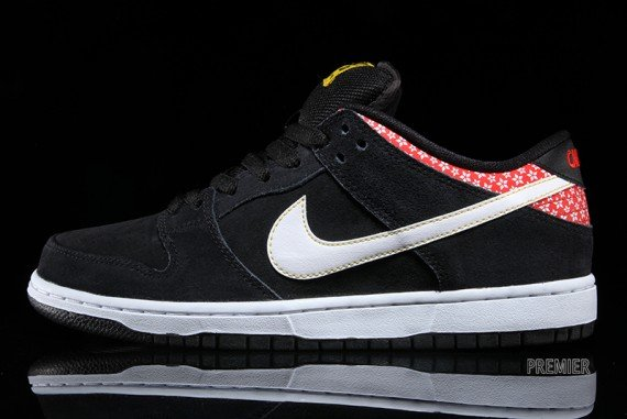 Nike SB Dunk Low Firecracker Pack Now Available