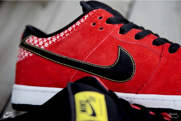 Nike SB Dunk Low Firecracker Pack