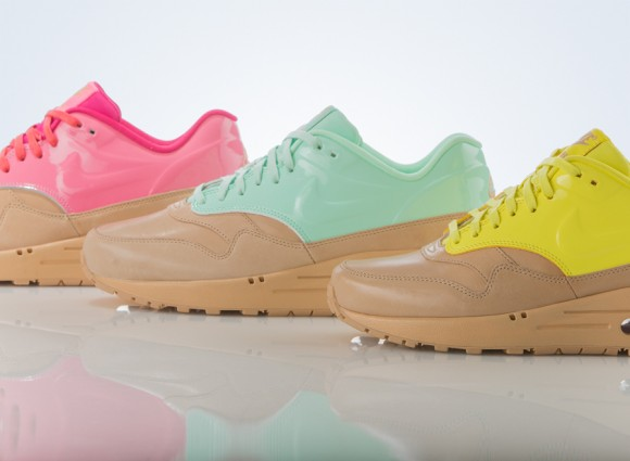 sports shoes fb70f b2c5b Nike WMNS Air Max 1 VT Vachetta Pack