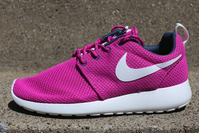 pink roshes run