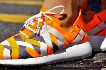 Nike WMNS Roshe Run Woven 'Bright Citrus'