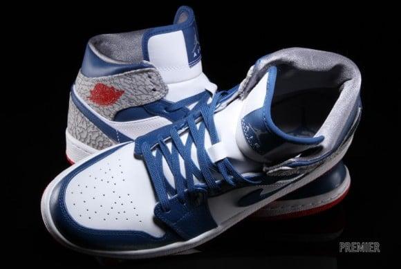Now Available Air Jordan 1 Mid True Blue