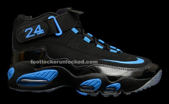 Now Available Nike Air Griffey Max 1 Black Photo Blue