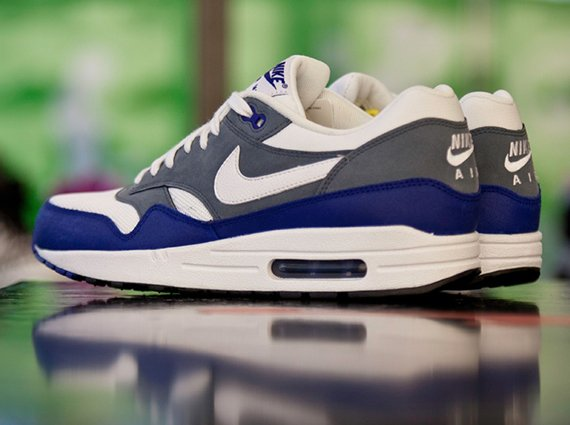 "Now Available: Nike Air Max 1 ""Deep Royal Blue</p>                     </div> 		  <!--bof Product URL --> 										<!--eof Product URL --> 					<!--bof Quantity Discounts table --> 											<!--eof Quantity Discounts table --> 				</div> 				                       			</dd> 						<dt class="