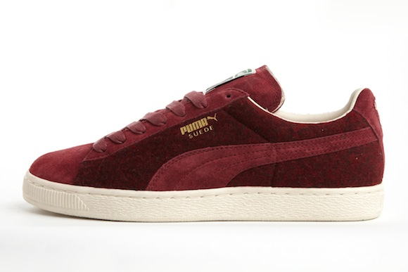 puma classic suede wool pack fall20133