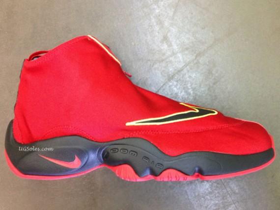 Quick Look Nike Zoom Flight 98 The Glove Miami Heat