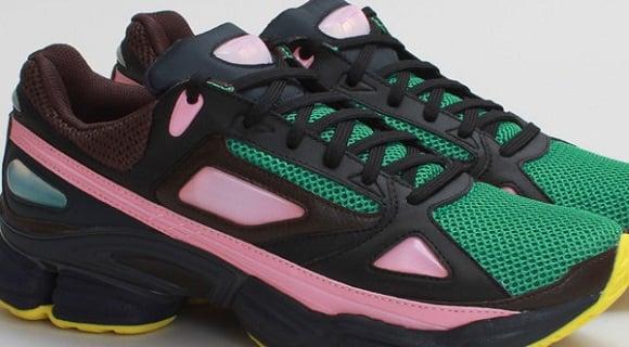sale retailer dc2fb 06bf0 Raf Simons x adidas Ozweego 1: Detailed Look | SneakerFiles