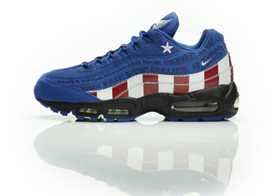 Re-Release Info Nike Air Max 95 Doernbecher