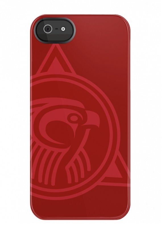 Red Yeezy 2 iPhone Case by SneakerSt x Uncommon