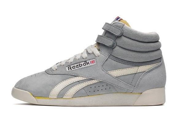 Reebok Freestyle Hi Vintage Pack