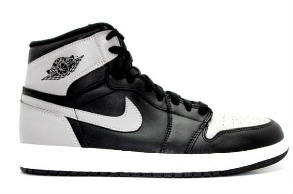 Release Date Air Jordan 1 OG Black Soft Grey