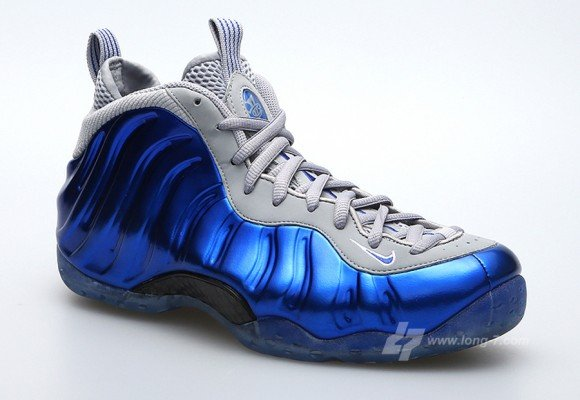 Release Date Nike Air Foamposite One Sport Royal
