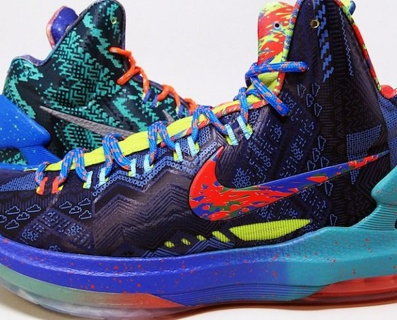 Release Info Nike KD V Premium What The KD