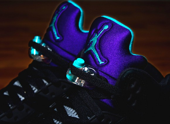 Release Reminder Black Grape Air Jordan V