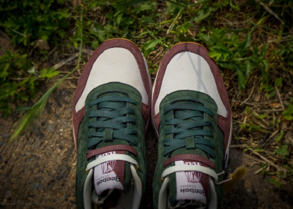 Release Reminder HAL x Reebok Classic Leather