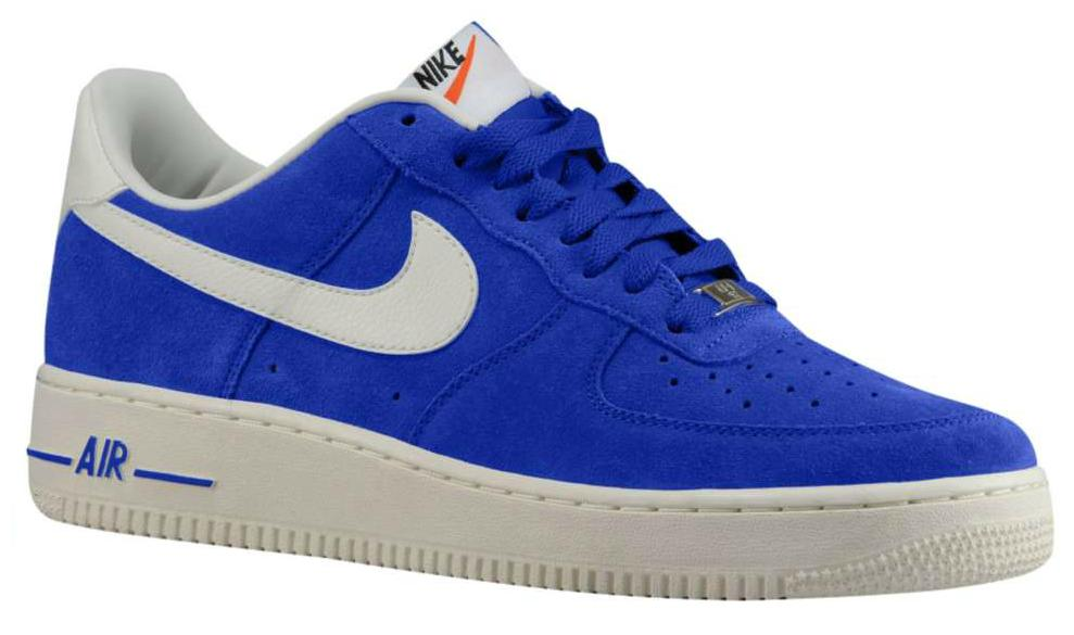 nike air force one blue