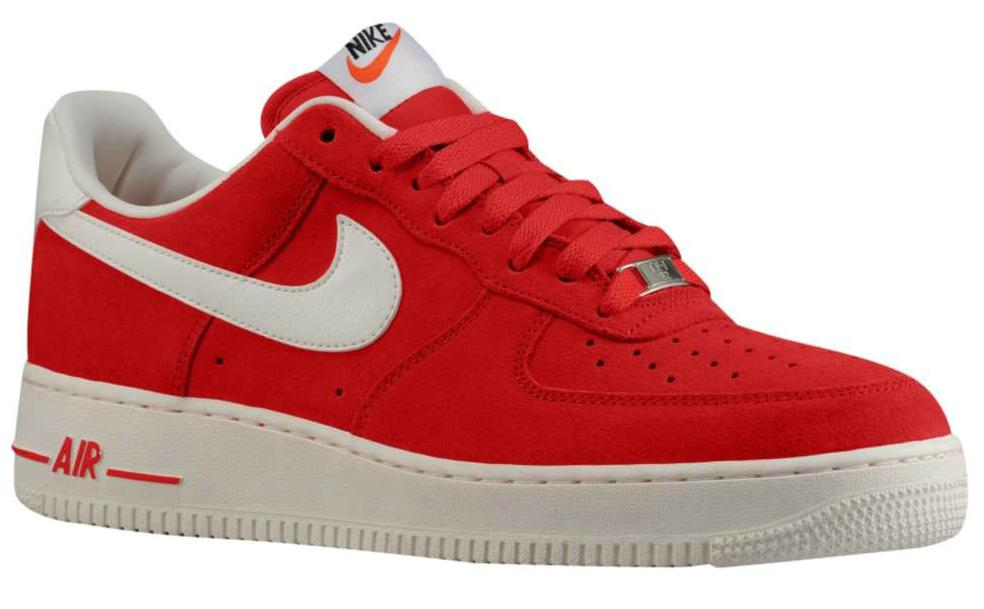 Nike Air Force 1 Faible Blazer - Couleur Rouge Université