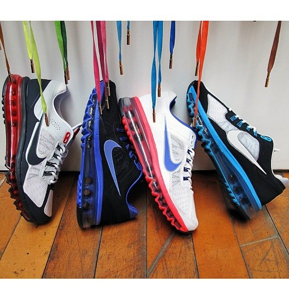 Release Reminder Nike Air Max+ 2013 Flashback Pack Part 2