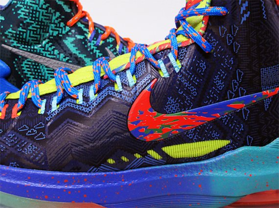 Release Reminder Nike KD V Premium What the KD
