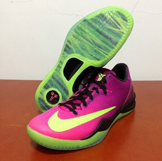 Release Reminder Nike Kobe 8 System Mambacurial