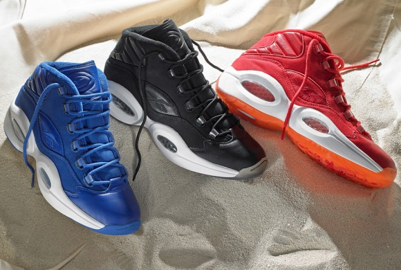 Release Reminder Reebok Question Summer Canvas Pack