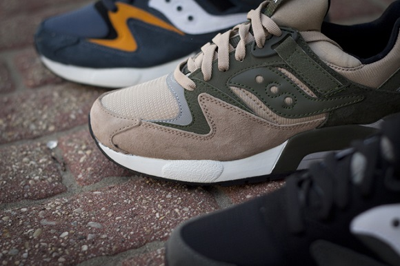 Saucony Grid 9000 Premium Pack Available Now