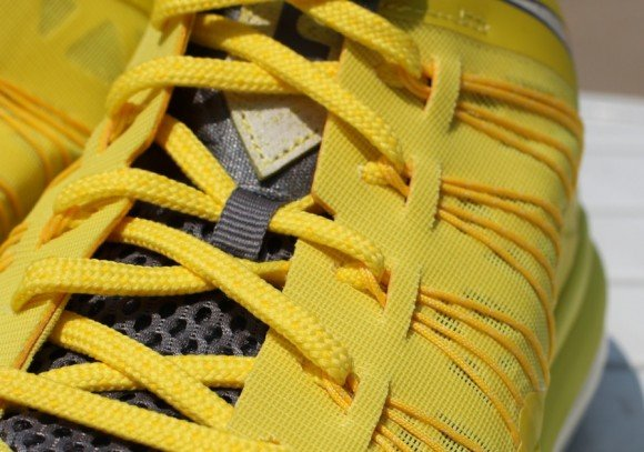Sonic Yellow Nike LeBron X Low Another Look