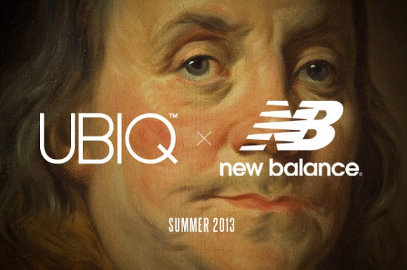 Teaser UBIQ x New Balance 1600 The Benjamin
