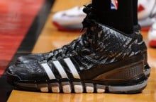 Tim Duncan Balls Hard in adidas Crazyquick PE