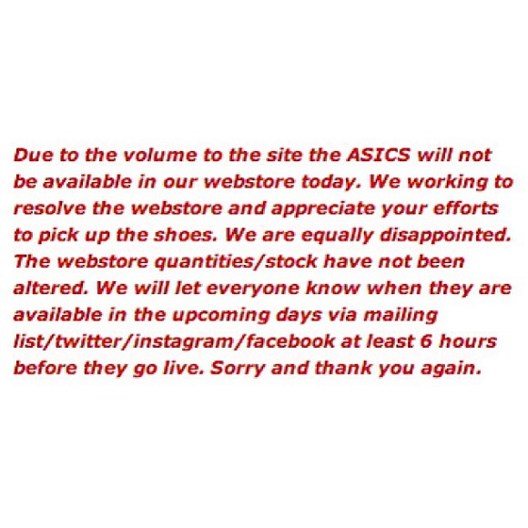 Update St Alfred x Asics Gel Lyte III Delayed