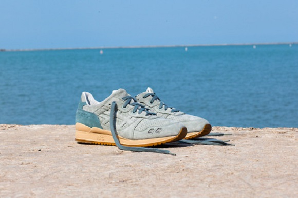 Update St Alfred x Asics Gel Lyte III Delayed