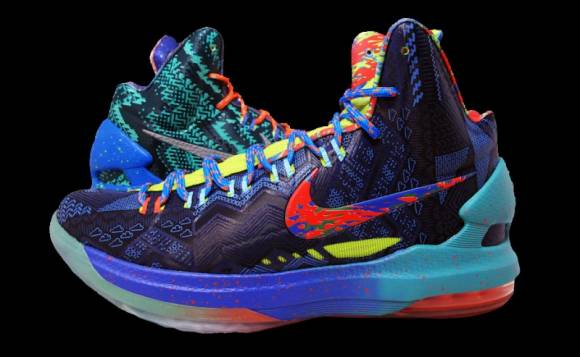 Updated Release Info Nike KD V Premium What The KD