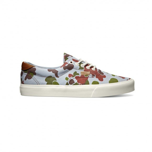Vans California Collection Fall 2013 Camo Suiting Pack