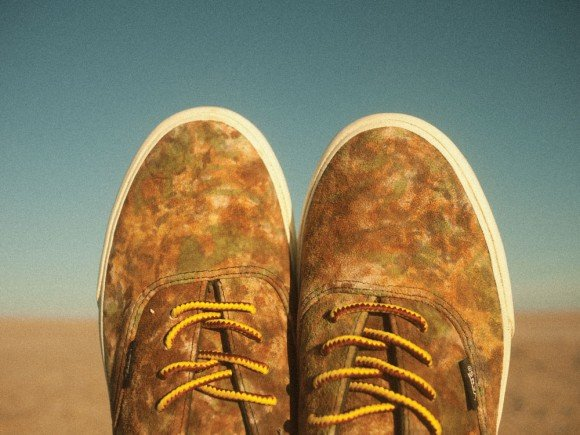 Vans California Collection Fall 2013 New Colorways of the Era Decon CA
