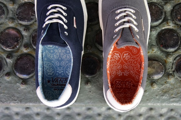 Vans California Era 59 CA Brushed Pack Available Now