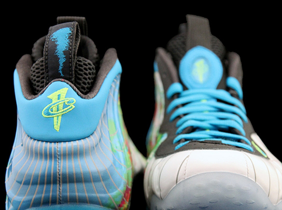 Weatherman Nike Air Foamposite One Yet Another Look