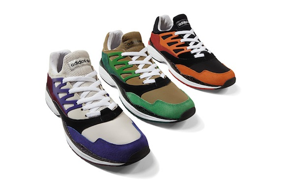 Adidas Originals FW13 Torsion Allegra S Pack Upcoming Release