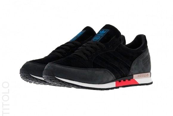 Adidas Originals Phantom Black White New Release