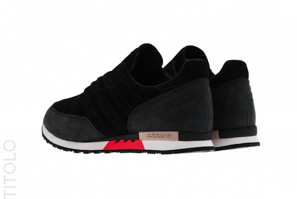Adidas Originals Phantom Black White New Release