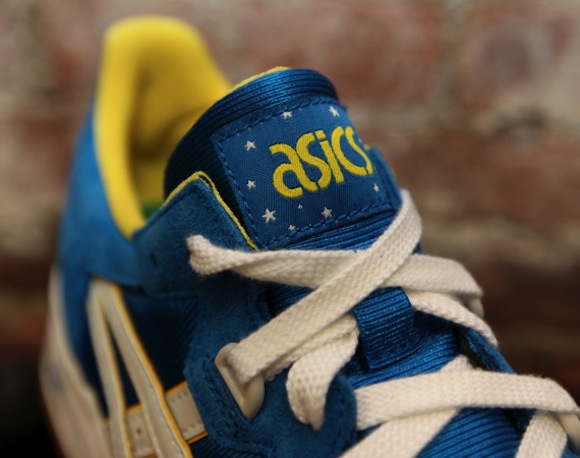 Asics Gel Lyte V 2014 FIFA World Cup Brazil Pack Upcoming Release