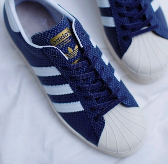Atmos Adidas Originals Superstar 80s GIDS New Release