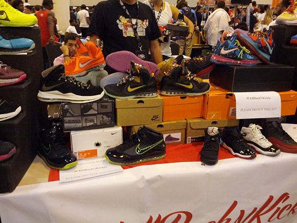 H-Town Sneaker Summit Summer 2013 Recap