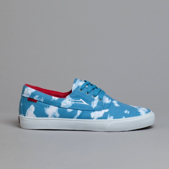 Lakai The Quite Life Cloudy Print Now Available