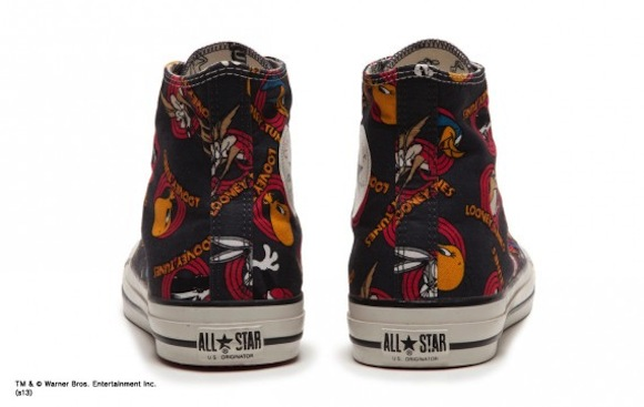 Looney Tunes Converse Chuck Taylor All Star Upcoming Release