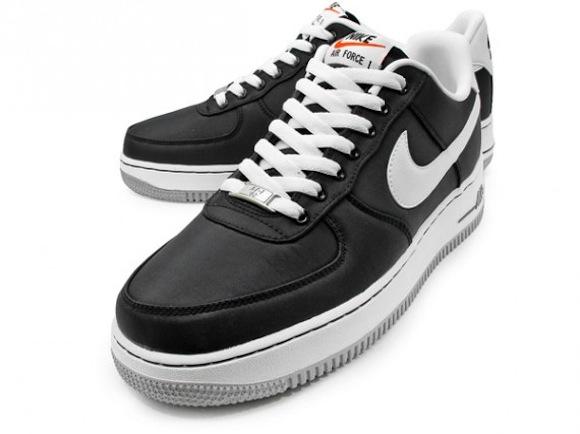 Nike Air Force 1 Black Nylon New Release