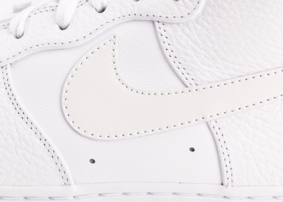 Nike Air Force 1 Hi CMFT White Ice New Release