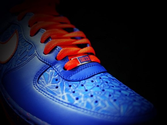 "Nike Air Force One – ""Roscoe"" Rasheed Wallace PE"