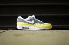 Nike Air Max 1 (Grey/Yellow) – Available Now